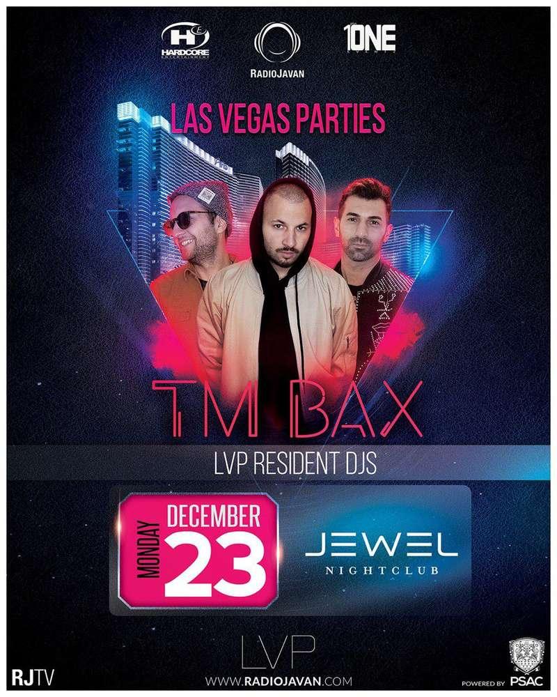 JEWEL - Radio Javan Christmas Las Vegas Party