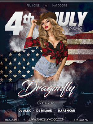 4th of July Party in Los Angeles