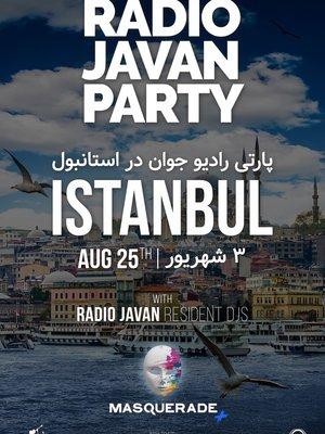 Radio Javan Party in Istanbul