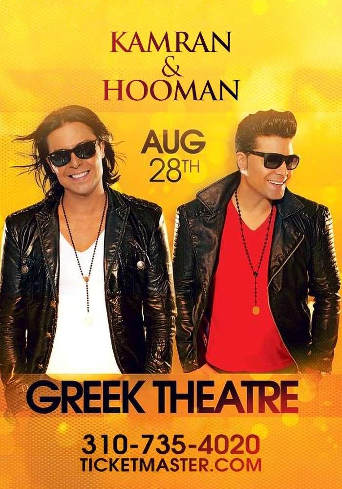 Kamran & Hooman Live in Los Angeles