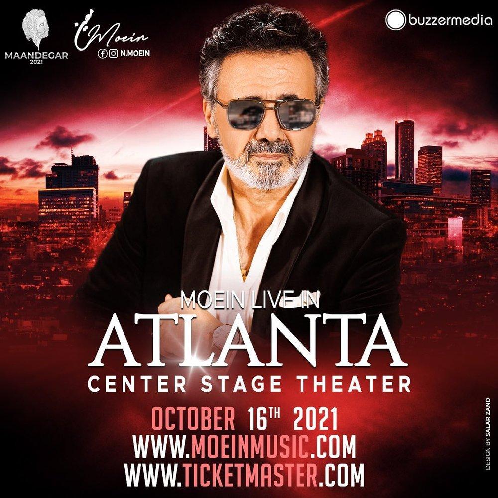 Moein Live In Atlanta