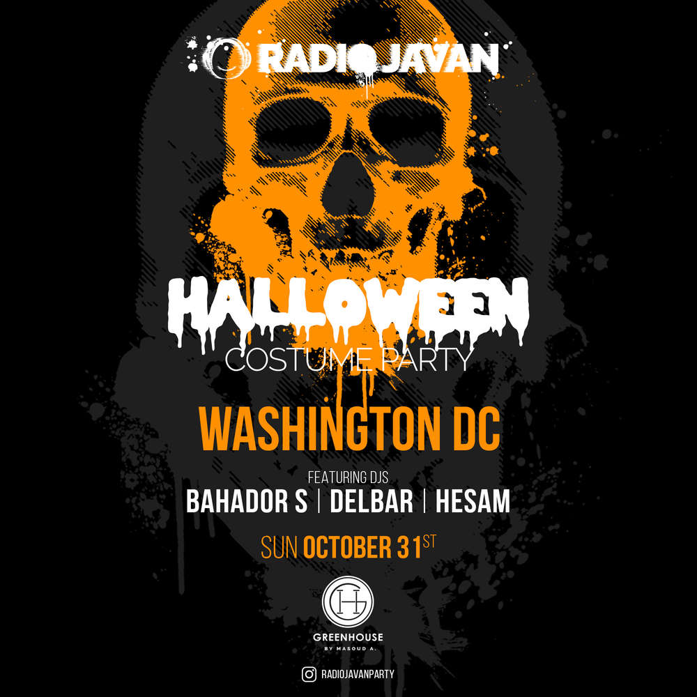 Radio Javan Halloween Costume Party