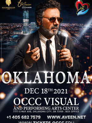 Moein Live in Oklahoma