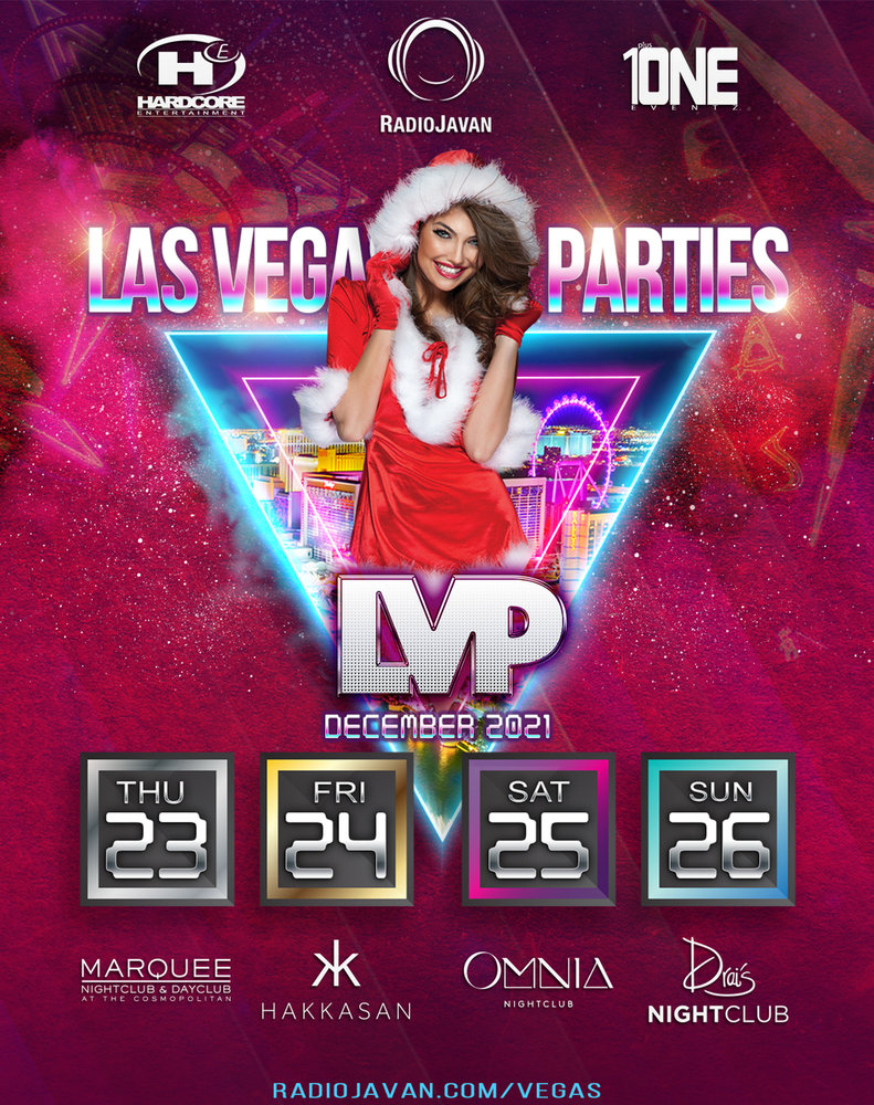 Las Vegas Persian Party at MARQUEE