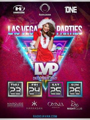 Las Vegas Christmas Persian Parties