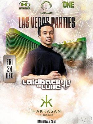 Las Vegas Persian Party at HAKKASAN with Laid Back Luke