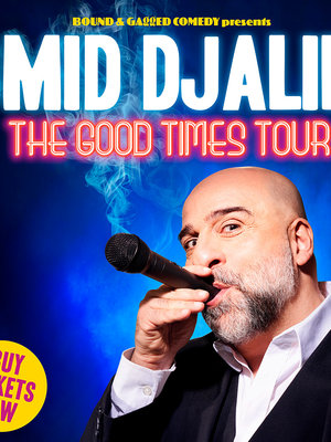 Omid Djalili The Good Times Tour