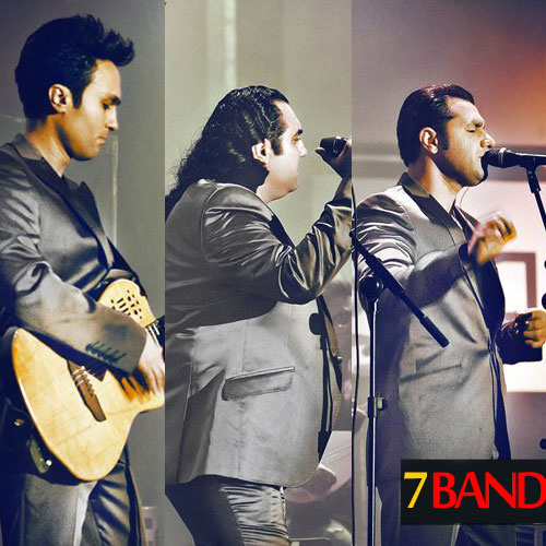 7 Band - Booye Eyd