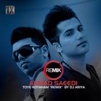 Ahmad Saeedi - 'Tooye Royaham (DJ Ariya Remix)'