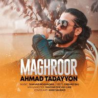 Ahmad Tadayyon - 'Maghroor'