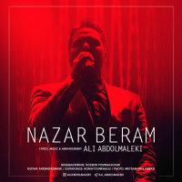 Ali Abdolmaleki - 'Nazar Beram'
