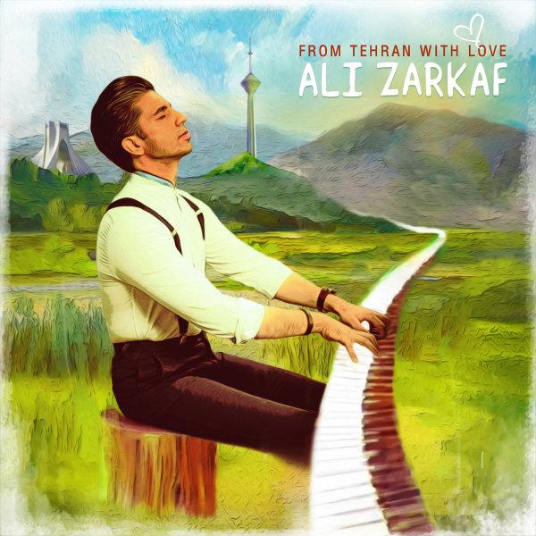 Ali Zarkaf - Dark Side of the Moon Song'