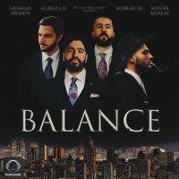 Alireza JJ - 'Balance (Ft Mehrad Hidden, Sohrab MJ, & Sepehr Khalse)'