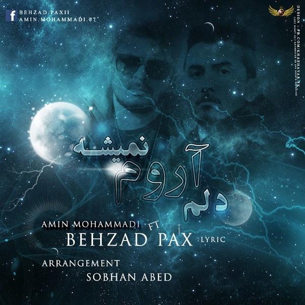 Amin Mohammadi - Delam Aroom Nemishe (Ft Behzad Pax)