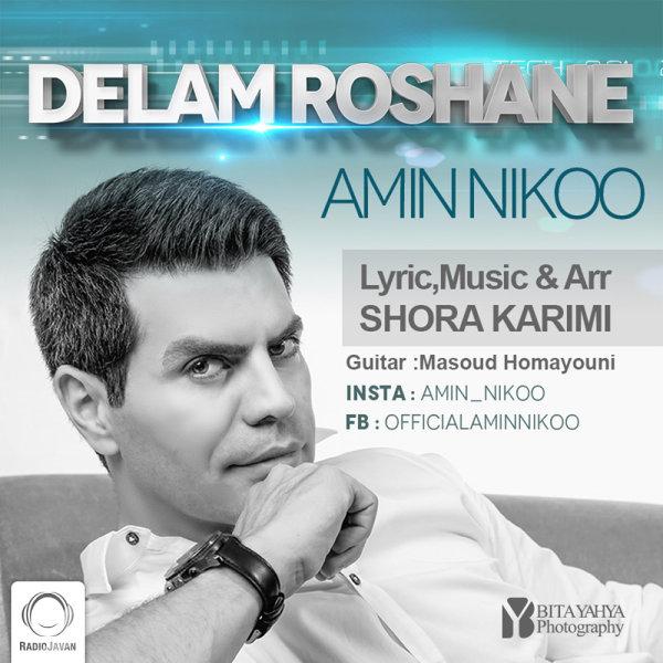 Amin Nikoo - Delam Roshane Song'