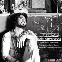 Amirabbas Golab - 'Havas Kardam'