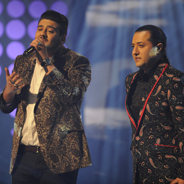 Amirhossein Eftekhari & Hamed Nikpay - Sedaye Sedaghat