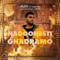 Amiri - 'Nadoonesti Ghadramo (Ft Kamand)'