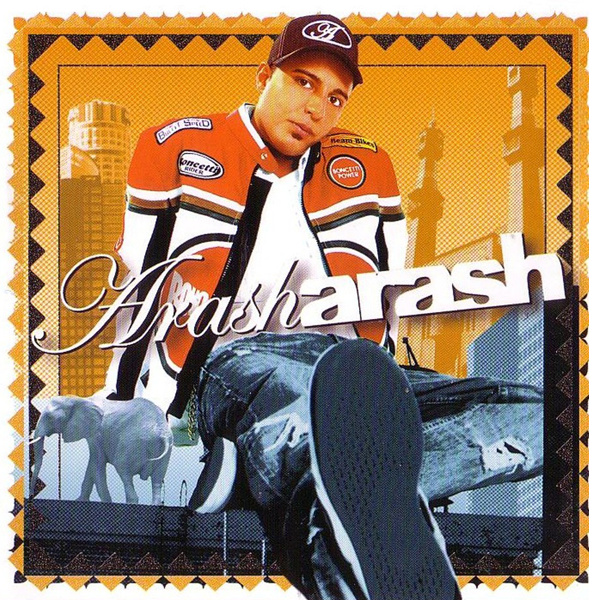 Arash - 'Tike Tike Kardi'