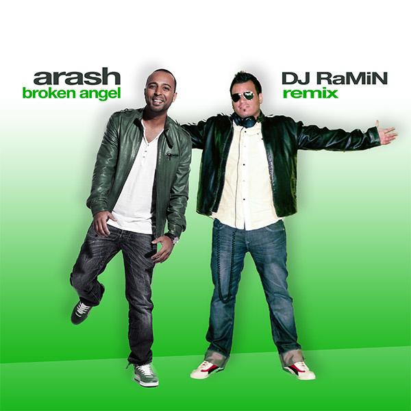 Arash - 'Broken Angel (DeeJay Ramin Remix)'