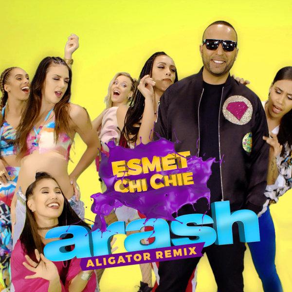 Arash - Esmet Chi Chie (Aligator Remix)