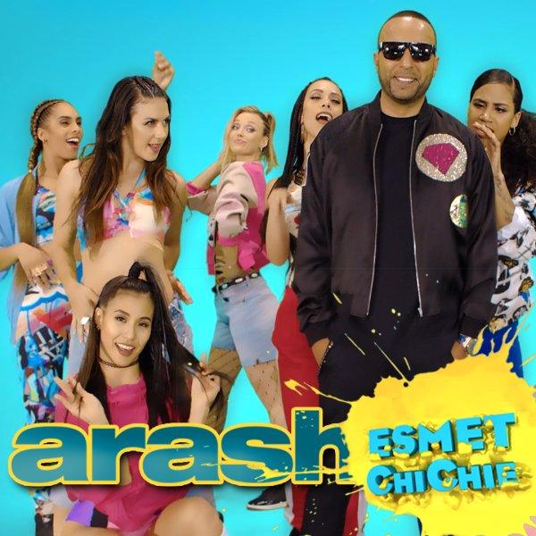 Arash - Esmet Chi Chie