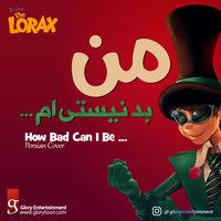Arash Hoseini - 'Man Bad Nistiam (The Lorax)'