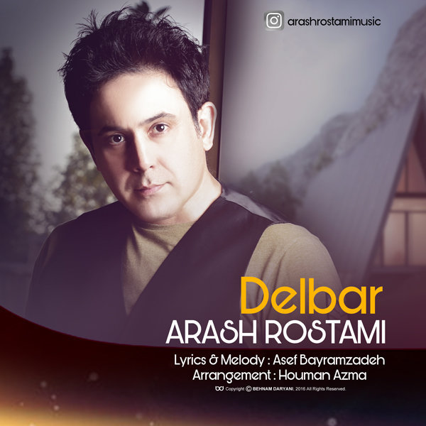 Arash Rostami - Delbar