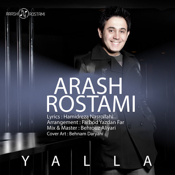 Arash Rostami - 'Yalla'