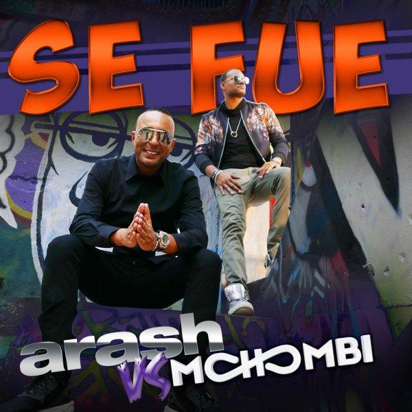 Arash - 'Se Fue (Ft Mohombi)'