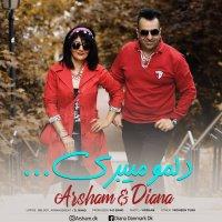 Arsham & Diana - 'Delamo Mibari'