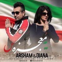 Arsham & Diyana - 'Ye Mojezas'