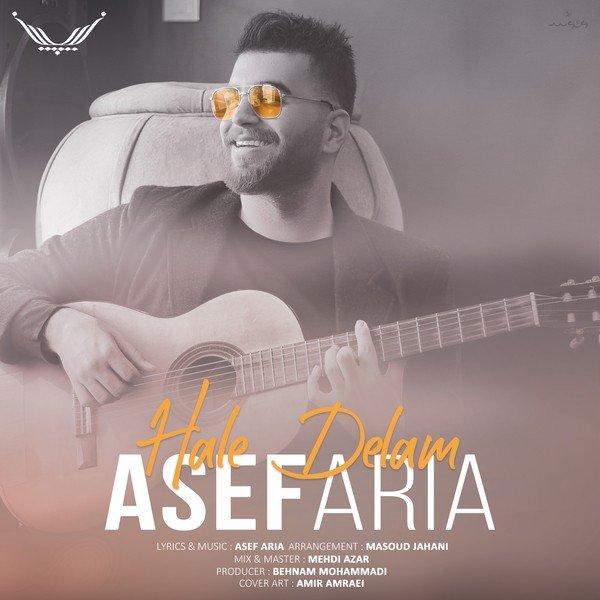 Asef Aria - 'Hale Delam'