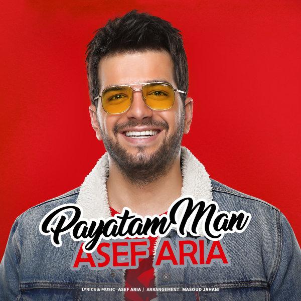 Asef Aria - 'Payatam Man'