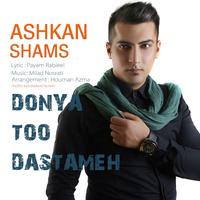 Ashkan Shams - 'Donya Too Dastaame'