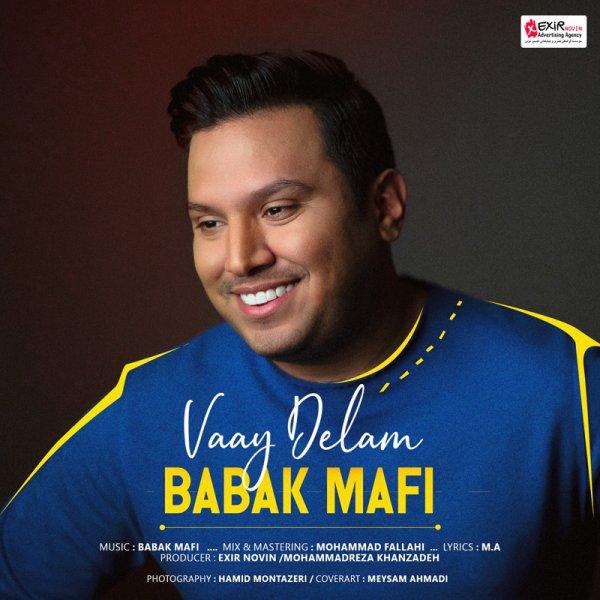 Babak Mafi - 'Vaay Delam'