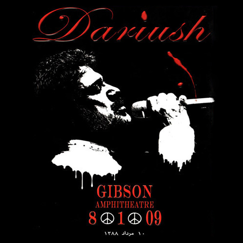 Dariush - Cheshme Man (Live)