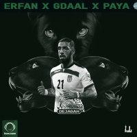 Erfan - 'Dejagah (Ft Gdaal & Paya)'