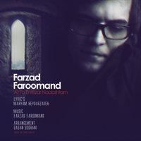Farzad Faroomand - 'Az To Entezar Nadashtam'