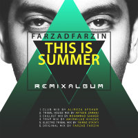Farzad Farzin - 'Tabestooneh (Taimaz Etaati Electro Tribal Mix)'