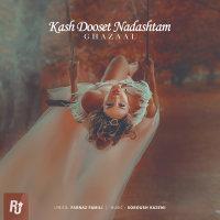 Ghazaal - 'Kash Dooset Nadashtam'