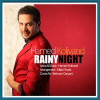Hamed Kolivand - 'Shabe Barooni'