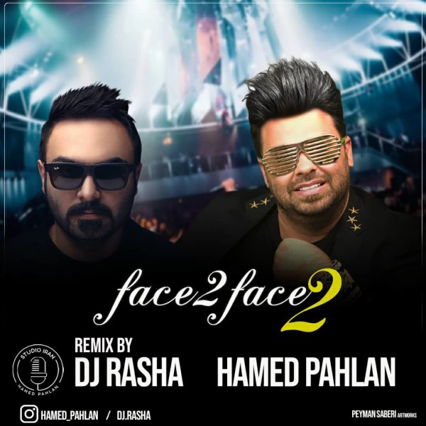 Hamed Pahlan - Face To Face 2 (DJ Rasha Remix)
