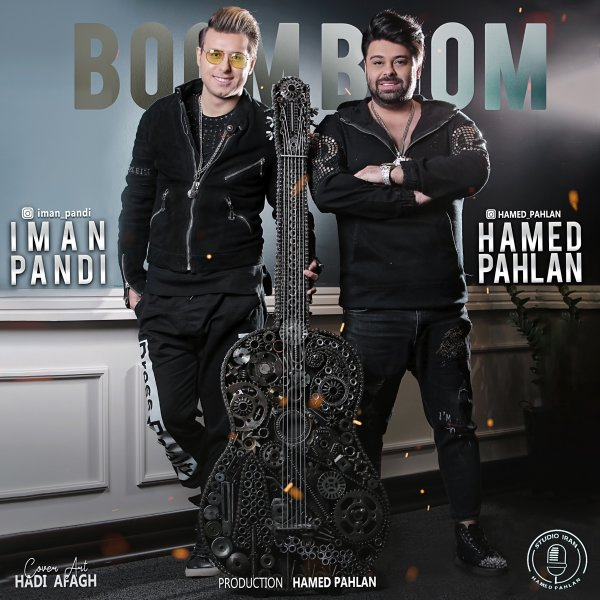 Hamed Pahlan & Iman Pandi - Boom Boom