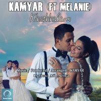 Kamyar - 'Khoshhalam (Ft Melanie)'