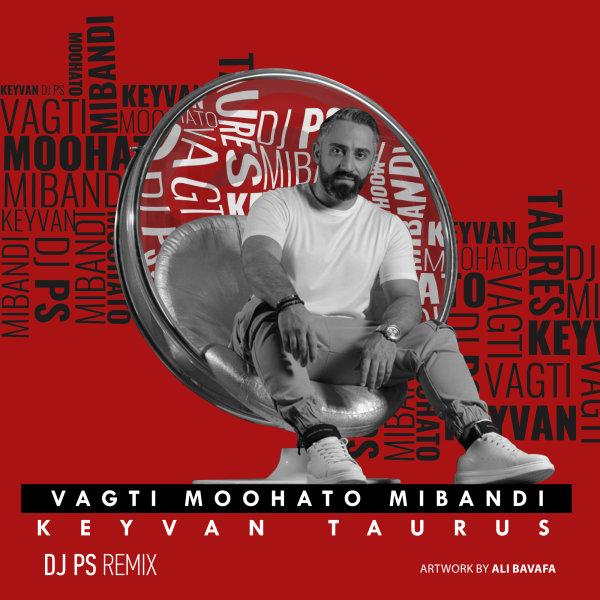 Keyvan Taurus - Vaghti Mohato Mibandi (DJ PS Remix)