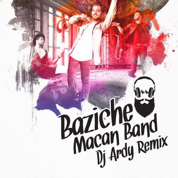 Macan Band - Baziche (DJ Ardy Remix)