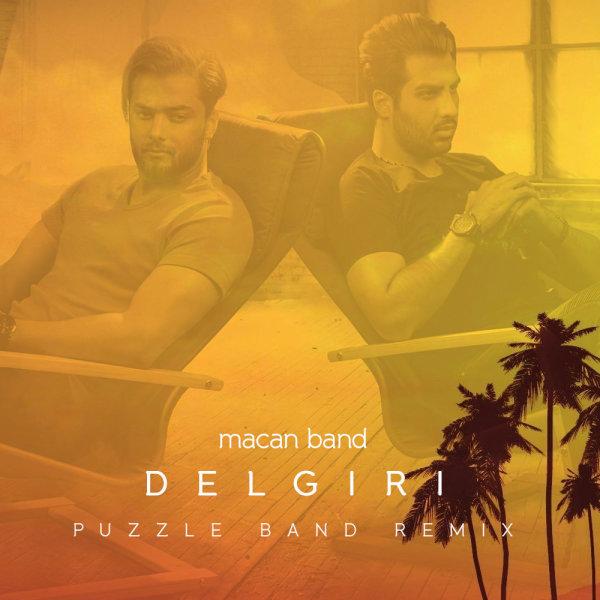 Macan Band - Delgiri (Puzzle Remix)