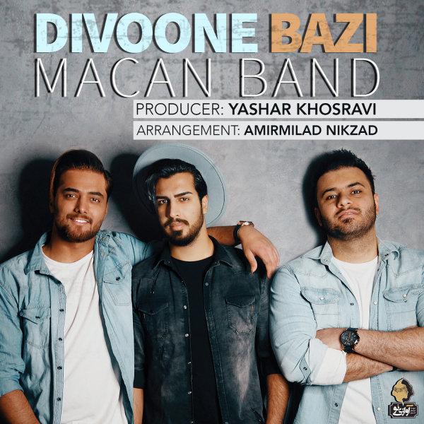 Macan Band - Divooneh Bazi