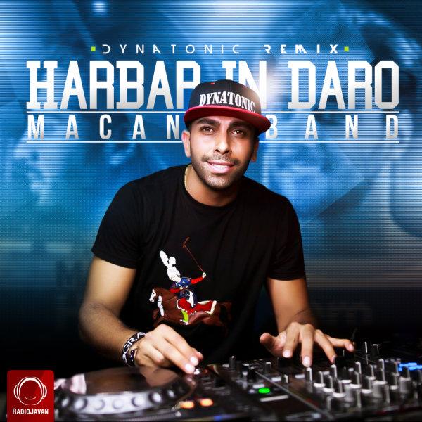 Macan Band - Harbar In Daro (Dynatonic Remix)